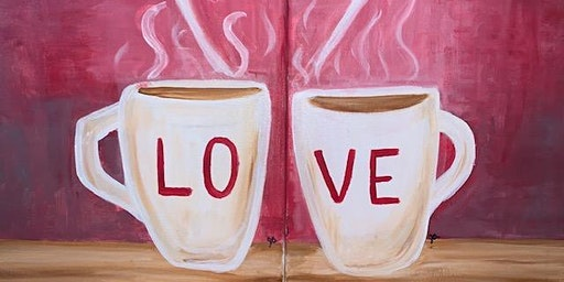 VALENTINES NIGHT OF PAINT AND BREW