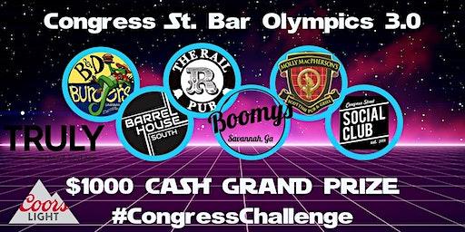 Congress Bar Olympics 3.0