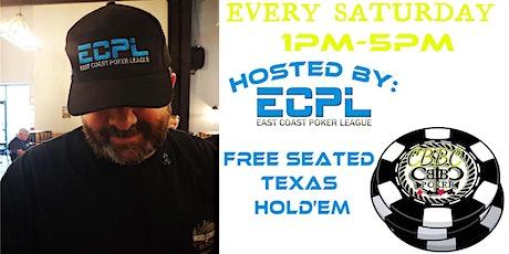 Texas Hold'em Saturdays! tickets