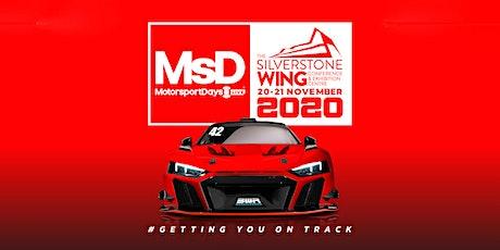 MotorsportDays LIVE 20-21 November 2020 tickets