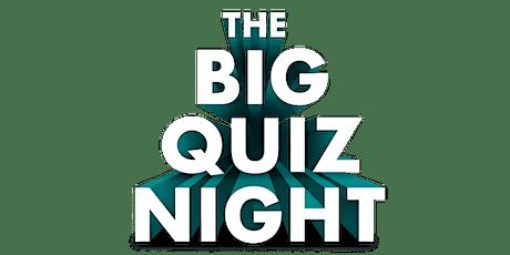 The Big Quiz tickets
