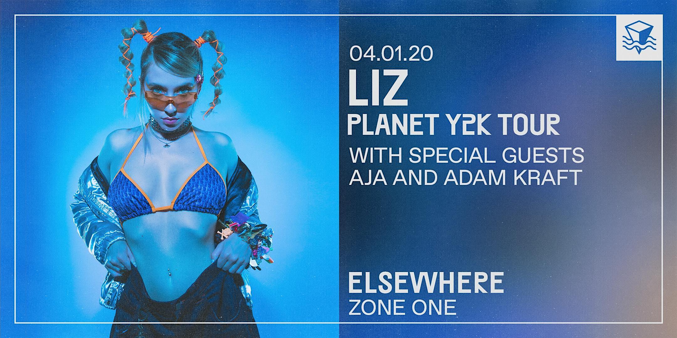 LIZ Planet Y2K Tour