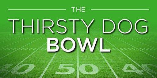 The Thirsty Dog Bowl