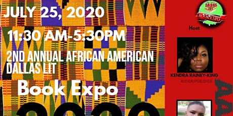 2nd Annual African American Dallas Lit Book Expo tickets