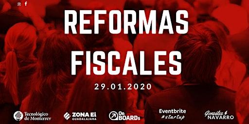 #Onboard   Reformas fiscales 2020 para emprendedores