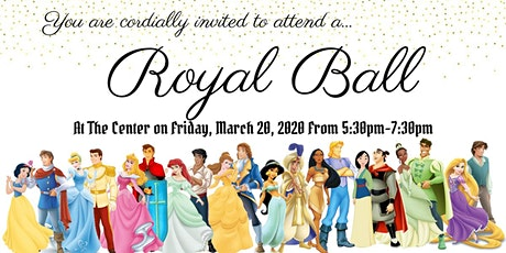 Royal Ball tickets