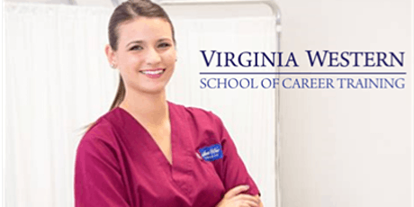 Virginia Western Career Training- Healthcare Information Sessions tickets