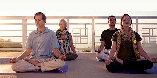Offene Meditation (auf Spendenbasis) - Breath, Meditate, Relax