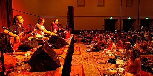 Santa Fe, NM - Kirtan with Krishna Das