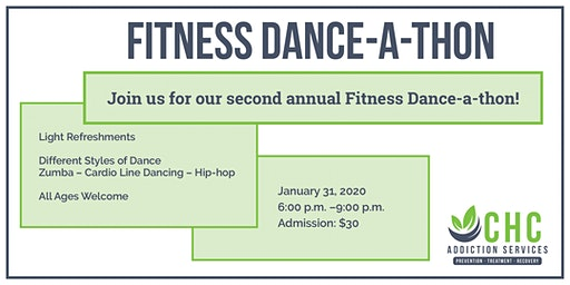 2020 CHC Fitness Dance-a-thon