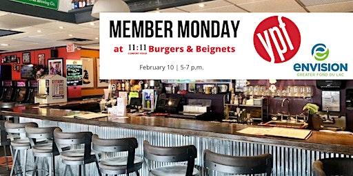 YPF Member Monday
