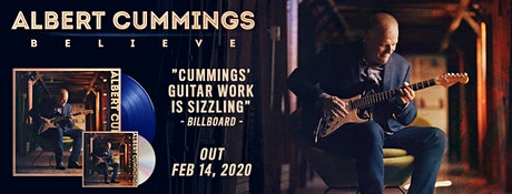 Albert Cummings Rescheduled to 9/13/20. tickets