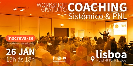 Workshop Coaching Sistémico & PNL em Lisboa tickets