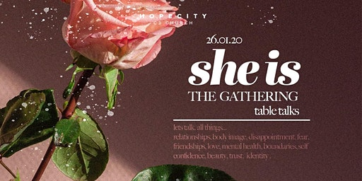 SHE IS: The Gathering (Leeds)