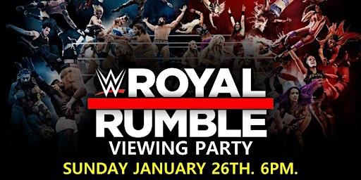 Royal Rumble Party