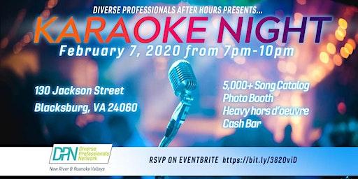 DPN: Karaoke Night!