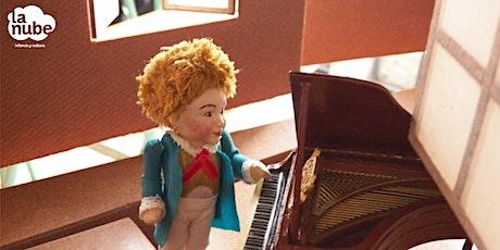Beethoven - Títeres en el Patio de LA NUBE ¡Nueva función! entradas