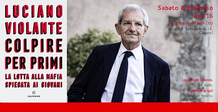 Immagine Anteprima   Colpire per primi: incontro con Luciano Violante