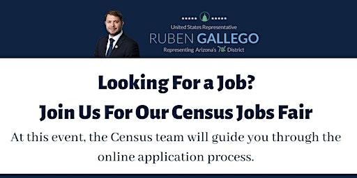 Census Jobs Fair