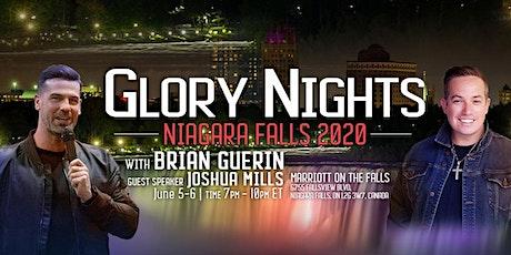Glory Nights - Niagara Falls tickets