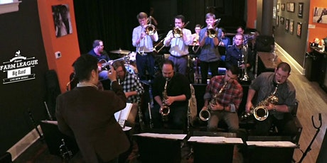 The Original Farm League Big Band | $10 cover tickets