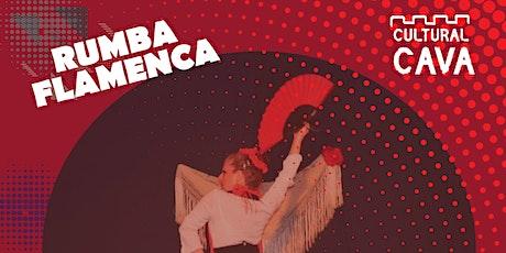 Rumba Flamenca en el Castillo de Sandro entradas