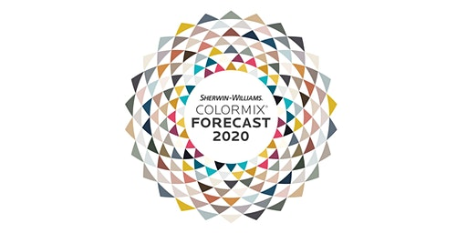 SHERWIN WILLIAMS Presentation of Colormix® Forecast 2020