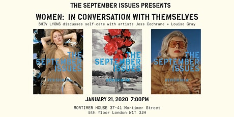 The September Issues Magazine - Women: In Conversation with Themselves tickets