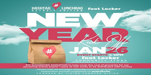 #HashtagLunchbag Detroit Edition: New Year Kick Off