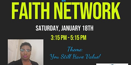 Women Connected in Faith Network (WCFN) tickets