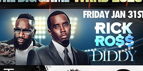 Rick Ross, Diddy The Big Game Weekend 2020 Cameo Miami tickets