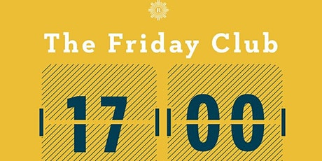 Friday Club - Free Drink on Us tickets