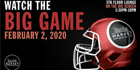 The Big Game Watch Party 2020 tickets