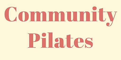 Community Pilate w/ Emily