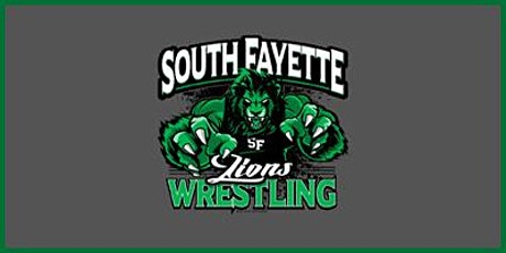 South Fayette Wrestling King of the Ring Youth Wrestling Tournaments tickets