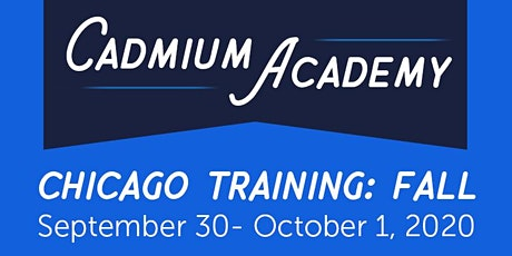 Chicago Training #2 (Fall 2020) [Clients Only] tickets
