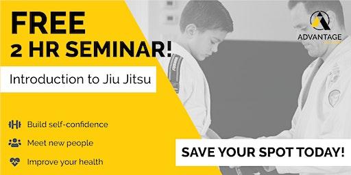 Beginners . Introduction to Jiu Jitsu Seminar