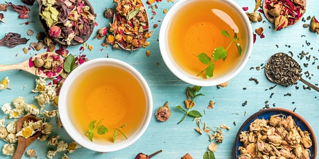 Feel Refreshed: Tea Tasting - Center City tickets