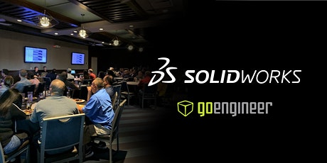 Huntsville: GoEngineer Presents No-Cost Training Seminar Managing imported Geometry in SOLIDWORKS tickets