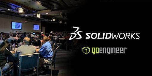Huntsville: GoEngineer Presents No-Cost Training Seminar Managing imported Geometry in SOLIDWORKS