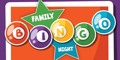 CMES Family Bingo Night