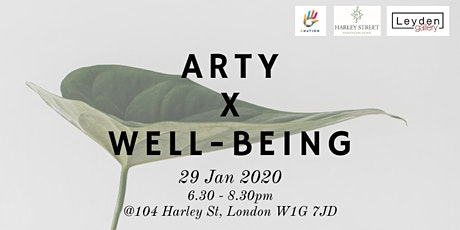 ARTY X WELL-BEING tickets
