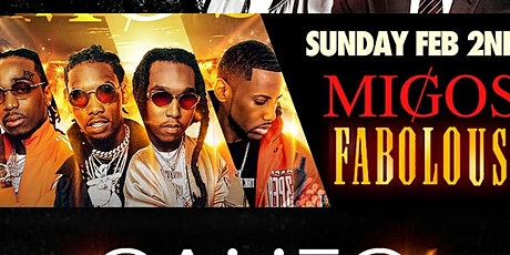 Migos, Fabolous The Big Game Weekend 2020 Cameo Miami tickets