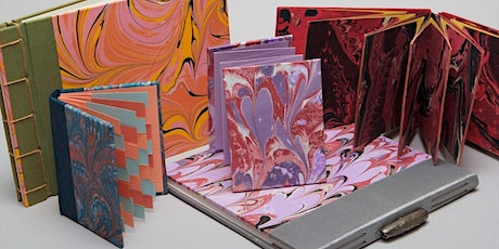 The Marbled Book tickets