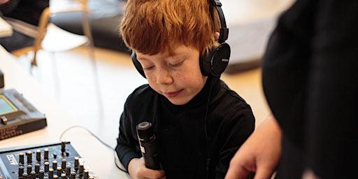 Family Workshops: Beats with Joseph Bond