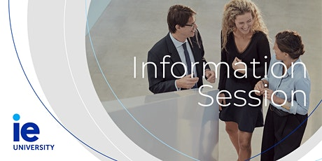 Meet with an IE Representative in Nice tickets