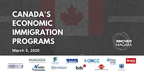 Learn@Lunch: Canada's Economic Immigration Programs tickets