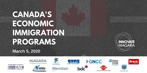 Learn@Lunch: Canada's Economic Immigration Programs