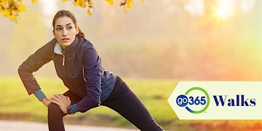 Fitness in the Park: Go365 Walk Lady Bird Johnson Park