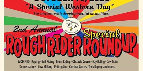 Rough Rider Roundup, Special Needs Western Day & Rodeo tickets